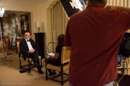 Pierre Ferrari gets interviewed by CNN.