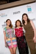 Eva Amurri, Susan Sarandon and Geena Davis.