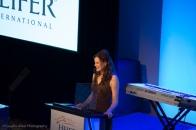 Welcoming remarks by Geena Davis.