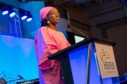 Elizabeth Bintliff, Heifer International Vice President of Africa Program