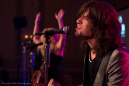 Reid Perry of The Band Perry